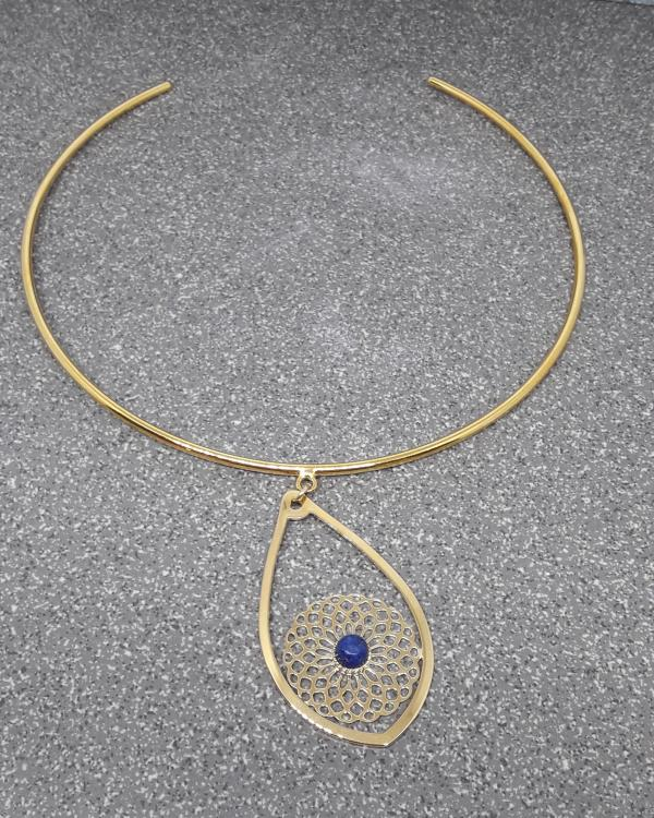 Collier Rosace.