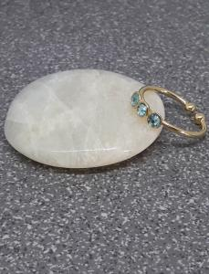 Bague Light Turquoise Gold